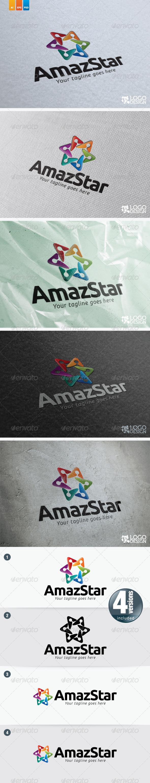AmazeStar - Symbols Logo Templates