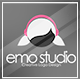 Emo Studio Boy Logo Template