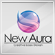 New Aura Logo Template