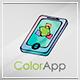 Color App Logo Template