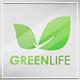 Clean Leaf Logo - GraphicRiver Item for Sale