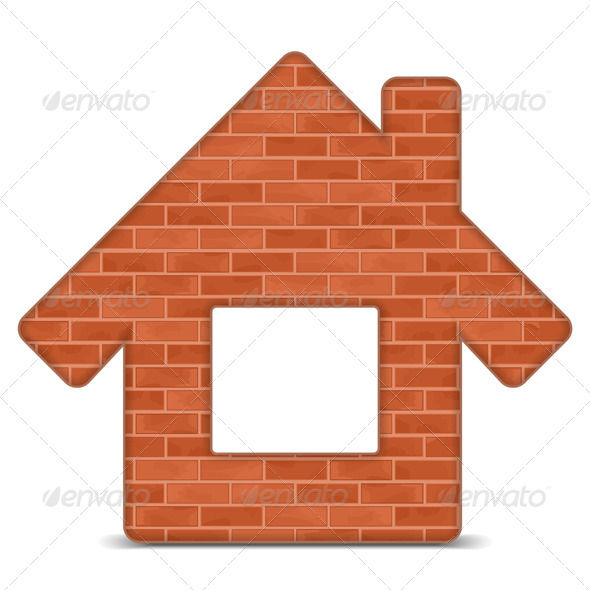 Brick House - Web Elements Vectors