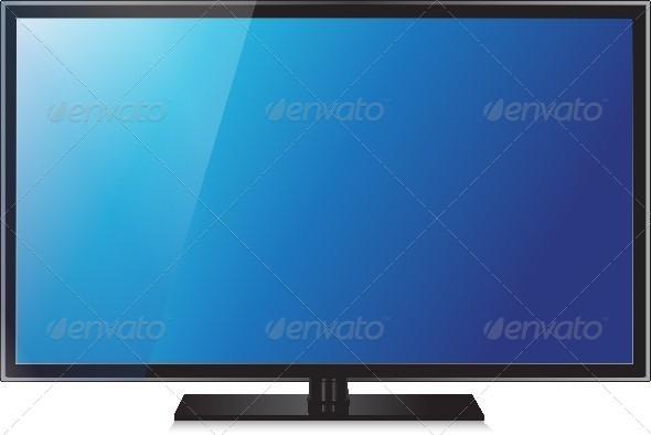 Flat Screen TV - Computers Technology
