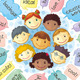 Cute Personages Gathering for Communication - GraphicRiver Item for Sale