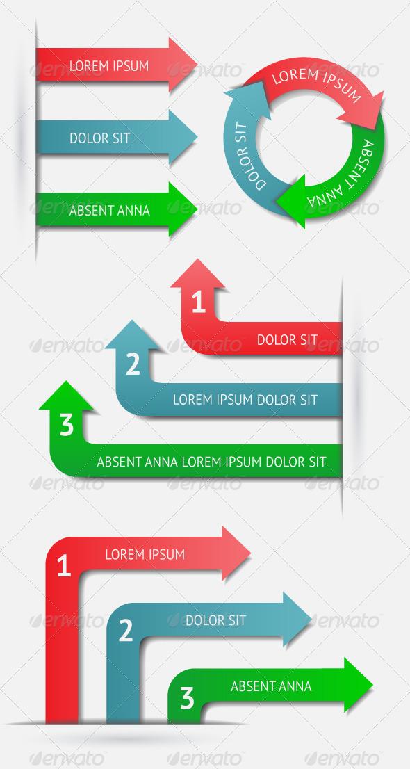 Design Elements - Web Elements Vectors