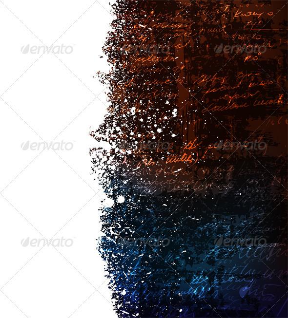 Messy background - Backgrounds Decorative