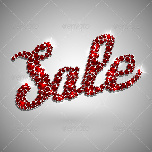 Sale - Objects Vectors