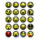 Smiley Face Icon Set - GraphicRiver Item for Sale