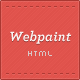 Webpaint - 2 in 1 Responsive HTML5 Template - ThemeForest Item for Sale
