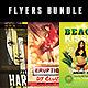 Creative Flyers Bundle - GraphicRiver Item for Sale