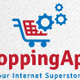 Shopping Apps Logo - GraphicRiver Item for Sale