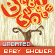 Baby Shower Invitation Card - Growing Tree - GraphicRiver Item for Sale