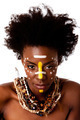 African Tribal beauty face - PhotoDune Item for Sale