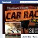 Fb Timeline Cover - Car Race fans - GraphicRiver Item for Sale