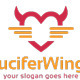 Lucifer Wings Logo - GraphicRiver Item for Sale