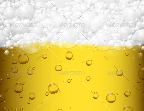 Beer Background - Food Objects