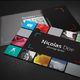 Color Media Business Card - GraphicRiver Item for Sale