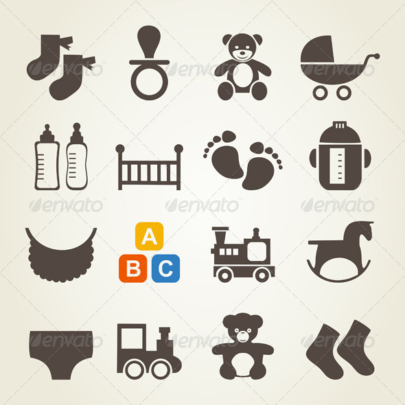 Icons a Family 7 - Miscellaneous Vectors