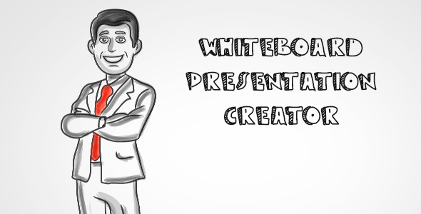 whiteboard presentation creator by yaroflasher videohive