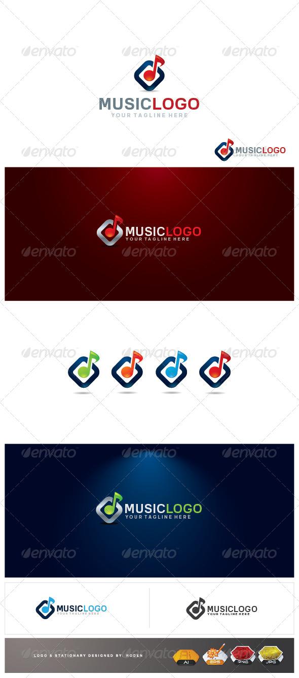 music logo - Logo Templates