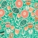 Colorful Seamless Floral Pattern - GraphicRiver Item for Sale