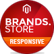 Gala Brand Store - Responsive Magento Template Nulled