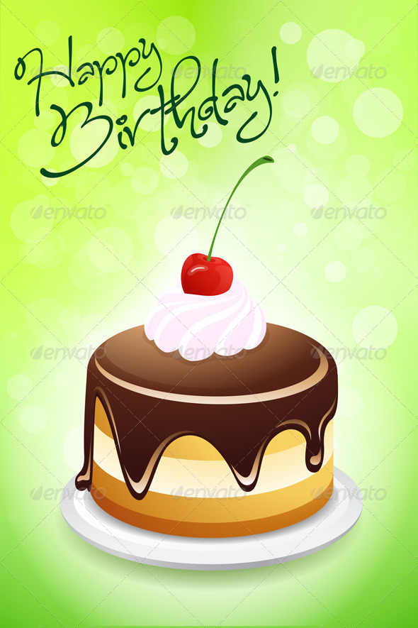 Happy Birthday Card - Birthdays Seasons/Holidays