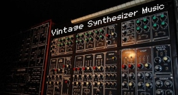 Vintage Synthesizer Music