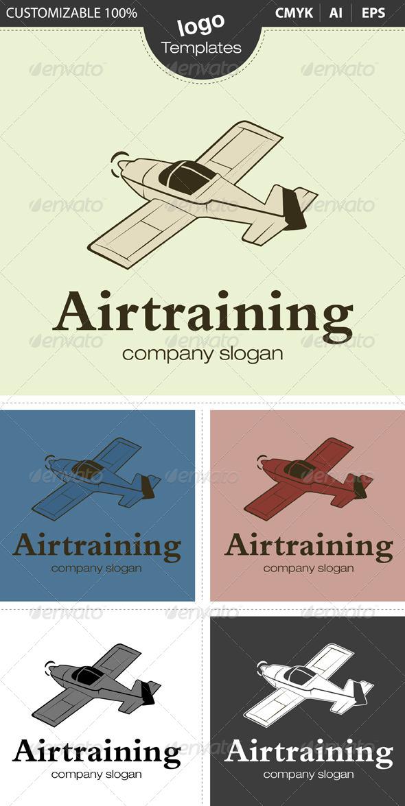Airtraining Logo - Symbols Logo Templates