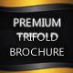 Premium Print Ready Trifold Brochure - GraphicRiver Item for Sale