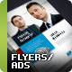 Flyers, Magazine Ads, Posters, Product Sheets - GraphicRiver Item for Sale