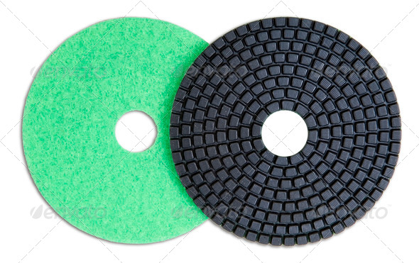 Polishing Pads - Stock Photo - Images