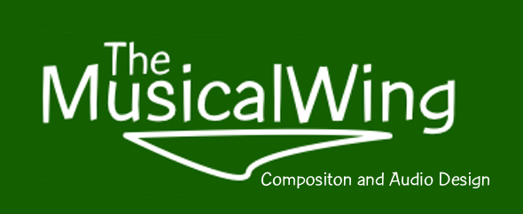Musical wing logo 590x242