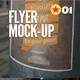 Flyer | Poster | Logo Mock-Ups - GraphicRiver Item for Sale