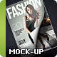 Cover Mock-up Page Flip/Curl + Spread Mock-up - GraphicRiver Item for Sale