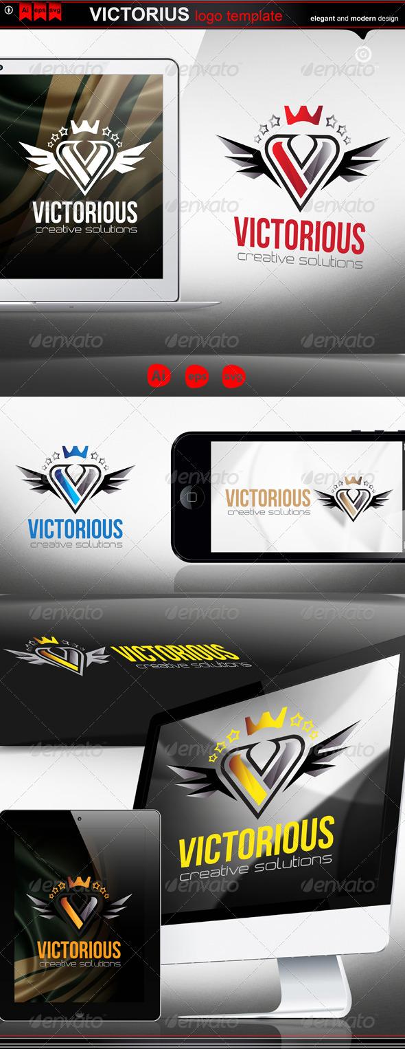 victorius - Logo Templates
