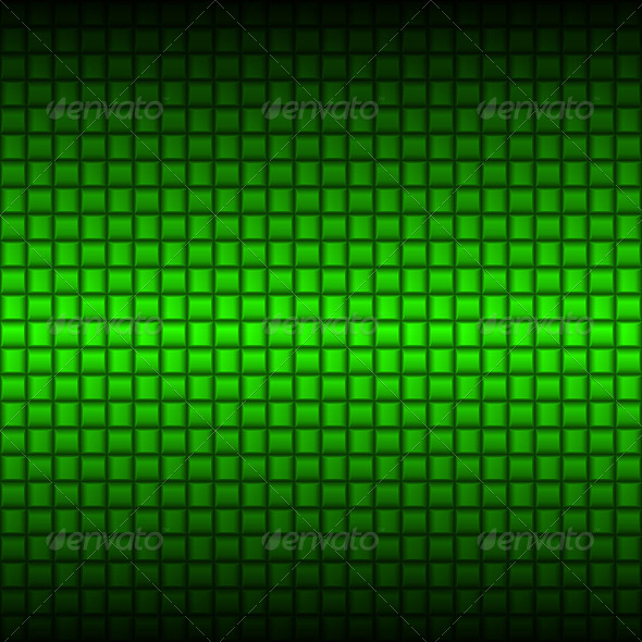 Metallic Green Industrial Texture - Miscellaneous Vectors