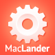 MacLander - Mac App Store Landing Page - ThemeForest Item for Sale