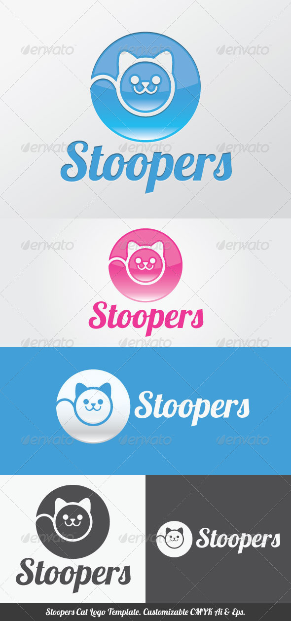 Stoopers Logo Template - Animals Logo Templates