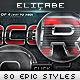 80 EPIC PHOTOSHOP STYLES [BUNDLE] - GraphicRiver Item for Sale