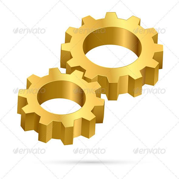 Cogwheel - Industries Business