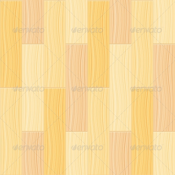 Vector wooden parquet seamless pattern - Wood Textures