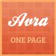 Arva Multi-Purpose One Page Template - ThemeForest Item for Sale