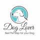 DOG LOVER LOGO TEMPLATE - GraphicRiver Item for Sale