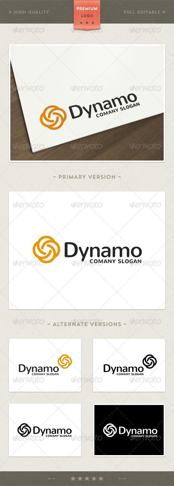Dynamo - Symbols Logo Templates