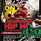 Hip Hop Flyer Bundle - GraphicRiver Item for Sale