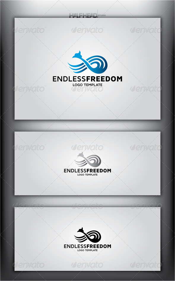 EndlessFreedom Logo Template - Animals Logo Templates