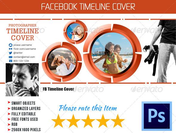 Photographer FB Timeline Cover 06 - Facebook Timeline Covers Social Media