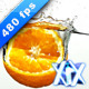 Orange 480fps - VideoHive Item for Sale