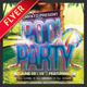 Pool Party A5 Flyer - GraphicRiver Item for Sale